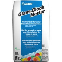Pre-Blended Mortar for Glass-Block Installations image