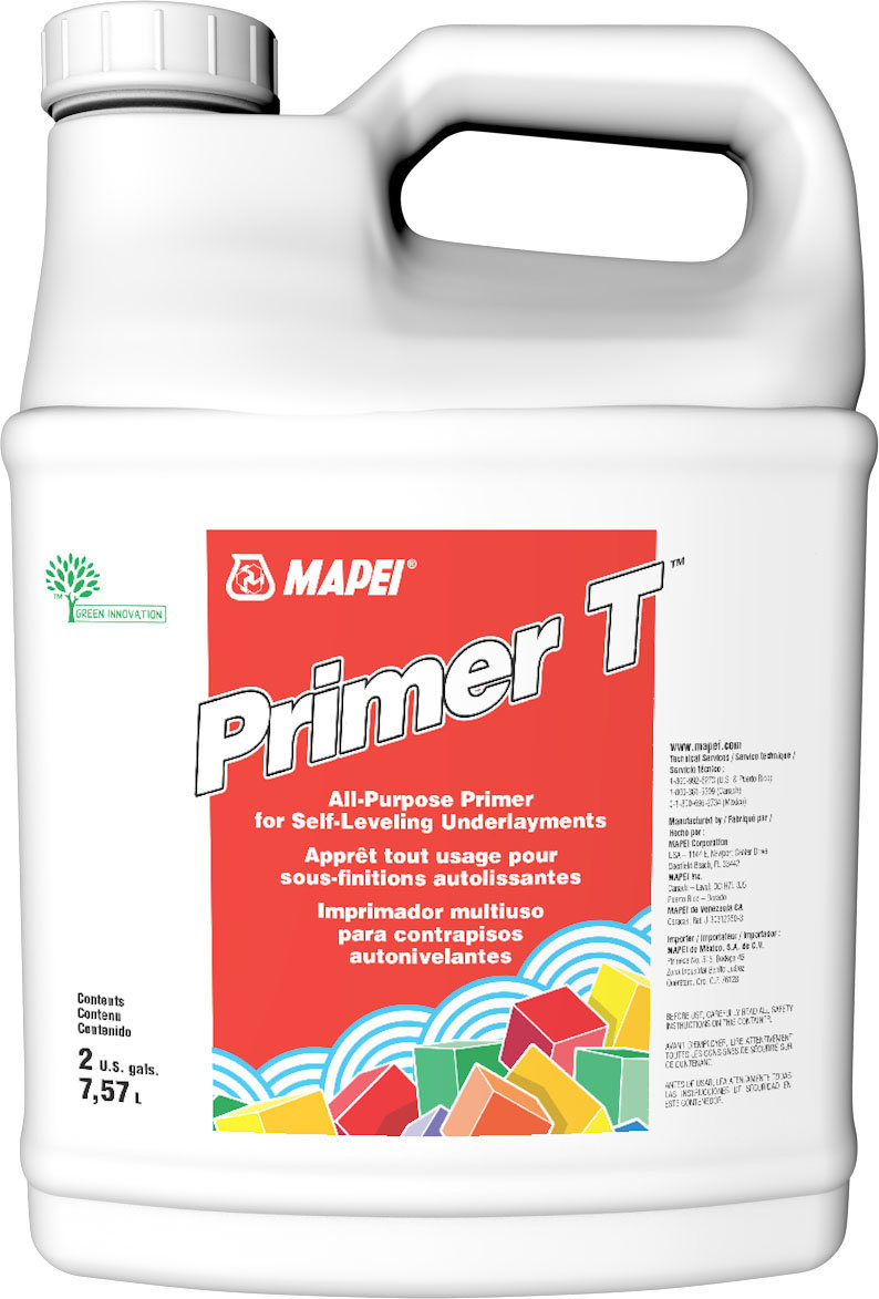 All-Purpose Primer for Self-Leveling Underlayments