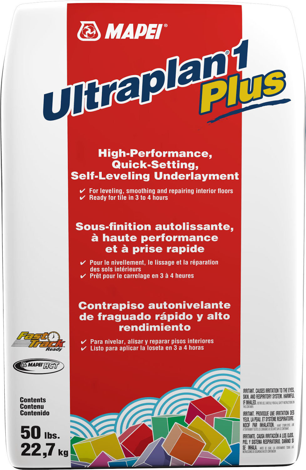 High-Performance, Quick-Setting, Self-Leveling Underlayment
