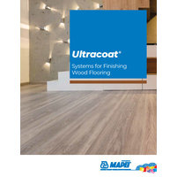 Products for Wood Floors Brochure image