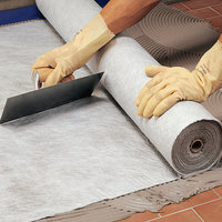 Nonwoven Fabric for Reinforcing Waterproofing Membranes image