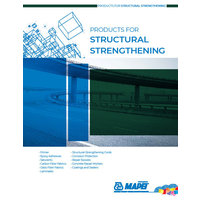 Products for Structural Strengthening  image