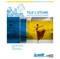 Tile and Stone Installation Systems image