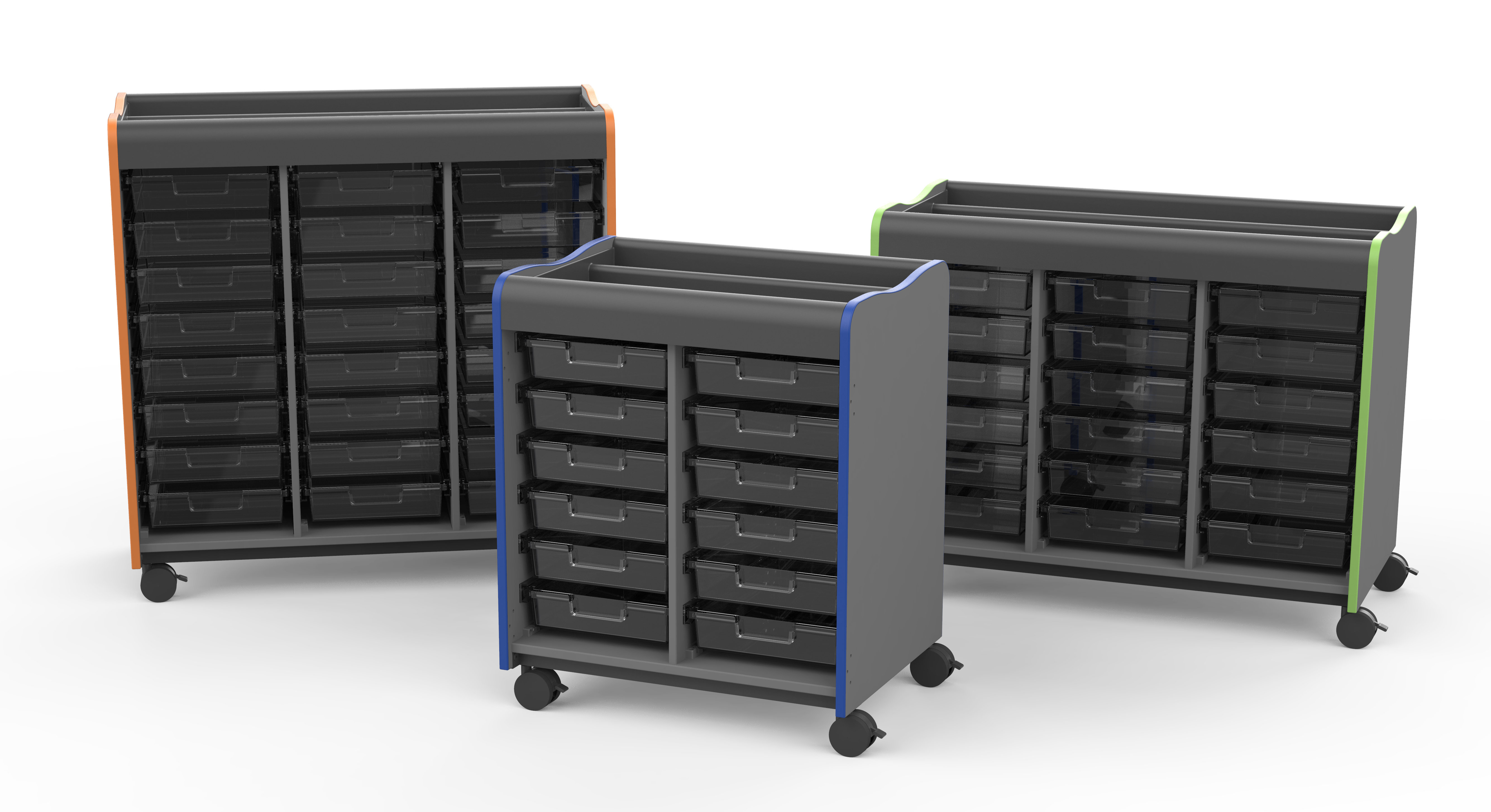 Mobile Storage Carts