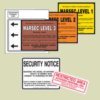 Marsec Signage - Marine and Offshore image