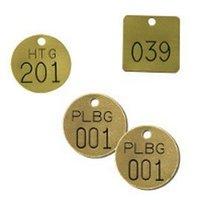 Brass Valve Tags image