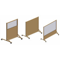 Portable / Stationary Radiation Shielding Barriers image