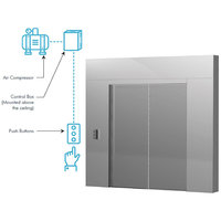 Sliding RF Door image