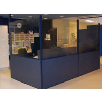 X-Ray Modular Control Booths & Panels image