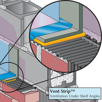 Ventilation for Brick Veneers image