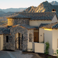 MCA Clay Roof Tile, Maruhachi Ceramics of America, Inc. (MCA) image | Corona Tapered Mission™ Tile