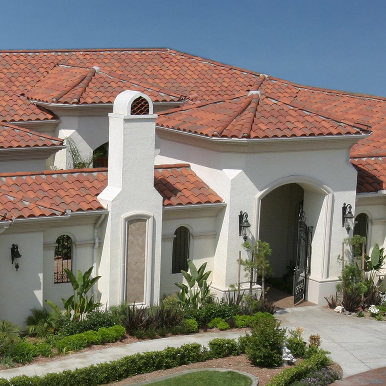 MCA Clay Roof Tile, Maruhachi Ceramics of America, Inc. (MCA) image   MCA Clay Roof Tile, Maruhachi Ceramics of America, Inc. (MCA)