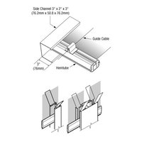 Optional Accessories - Sill Channels image