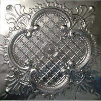 #104 Tin/Metal Ceiling Tile image