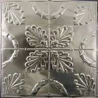 #108 Tin/Metal Ceiling Tile image