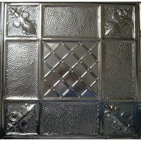 #114 Tin/Metal Ceiling Tile image