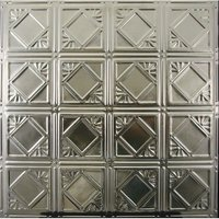 #119 Tin/Metal Ceiling Tile image