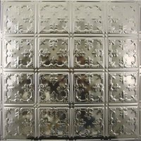 #121 Tin/Metal Ceiling Tile image