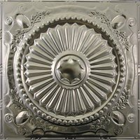 #126 Tin/Metal Ceiling Tile image