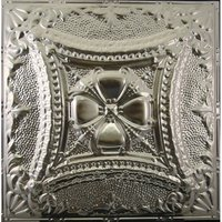 #122 Tin/Metal Ceiling Tile image