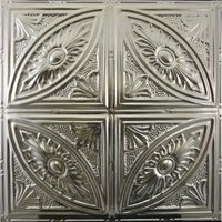 #124 Tin/Metal Ceiling Tile image