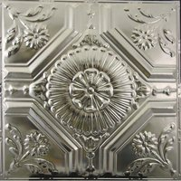 #123 Tin/Metal Ceiling Tile image