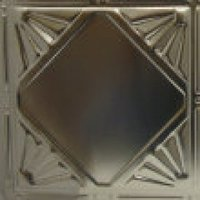#118 Diamond Design with Embellishments - 12 Inch Tile image