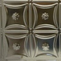 #130 Floral Elements, Arched Borders & Geometric Squares - 12 Inch Tile image