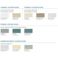 Cold Storage Color Chart image