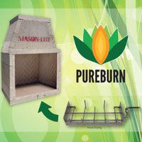Mason-Lite PureBurn EPA Phase 2 Qualified Fireplace image