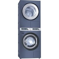 Miele Professional image | Octoplus Stacked Washer & Dryer (20 lbs)