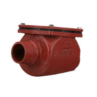 BV1000 Backwater Valve with PVC Flapper image