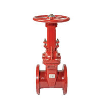 GV-FXG-UL/FM Flanged by Grooved UL/FM OSY Gate Valve image