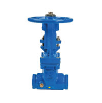GV-GXG-OSY Grooved by Grooved OSY Gate Valve image