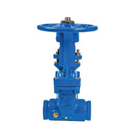 GV-GXG-UL/FM Grooved by Grooved UL/FM OSY Gate Valve image