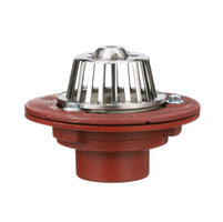 F1100-C-K Floor Drain with Dome Strainer image