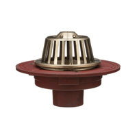 F1100-K Floor Drain with Recessed Flange image