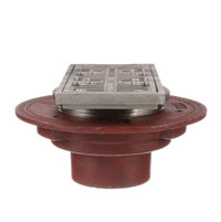 F1100-RS Floor Drain with Rectangular Strainer image