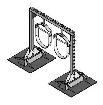 Miro Industries Inc Pipe Supports And Stands
