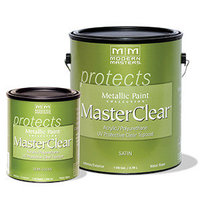 MasterClear® Protective Clear Topcoats (Satin ME664; Semi-Gloss ME662) image