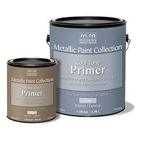 Metallic Paint Collection � Cool and Warm Tone Primers image