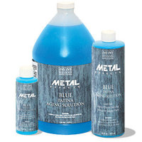 Blue Patina Aging Solution (PA902) image