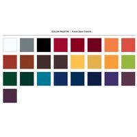 COLOR PALETTE - Front Door Colors image