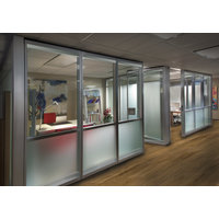 Acoustic Movable Glass Wall System image