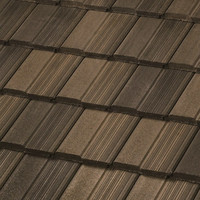 Concrete Standard Weight Tiles - Split Old English Thatch image