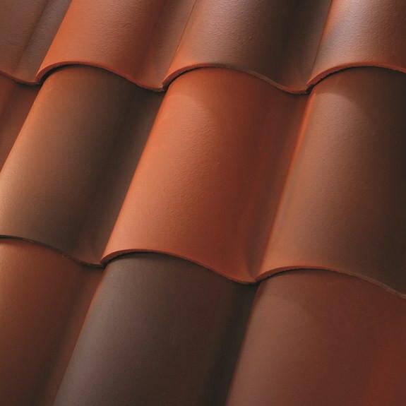 Clay Reroof Tiles