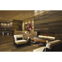 C 420- CLR Commercial Corner Custom Gas Fireplace image
