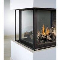 "Gas Fireplace - Residential - 38"" Classic Traditional Pier image"