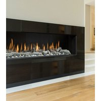 Gas Fireplace - Light Commercial - 4ft Modern Single Sided image