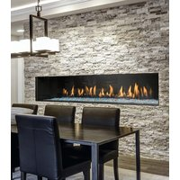Gas Fireplace - Light Commercial - 5ft Modern Single Sided image